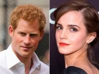 Принц Гарри и Эмма Уотсон скрывают свой роман