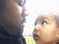 В клипе Канье Уэста снялась его годовалая дочь (ВИДЕО)