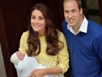 Кейт Миддлтон и принц Уильям впервые показали новорожденную дочь (ФОТО и ВИДЕО)