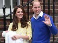 Дочь Кейт Миддлтон и принца Уильяма назвали Шарлоттой Елизаветой Дианой