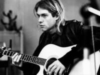 Неизвестные песни Курта Кобейна будут включены в фильм о нем