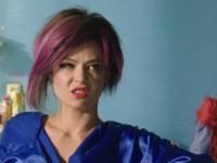 Елена Лядова сыграла парикмахершу (ВИДЕО)