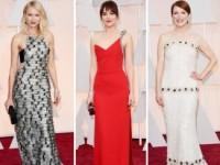 «Оскар-2015». Наиболее яркие звездные наряды