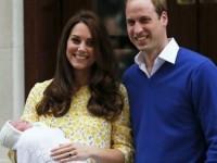 У Кейт Миддлтон и принца Уильяма родилась девочка