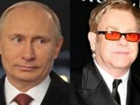 Владимир Путин не станет избегать встречи с Элтоном Джоном