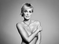 57-летняя Шэрон Стоун полностью разделась для Harper's Bazaar (ФОТО)