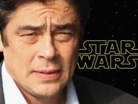 Бенисио Дель Торо сыграет главного злодея в новых «Звездных войнах»