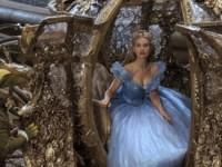 Кейт Бланшетт стала злой мачехой в неклассической сказке (ВИДЕО)
