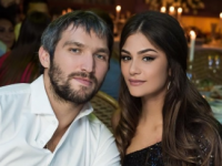 Хоккеист Овечкин женился на дочери Веры Глаголевой