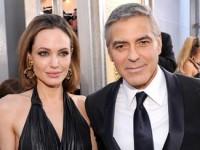 Анджелина Джоли и Джордж Клуни попали в список красиво стареющих знаменитостей