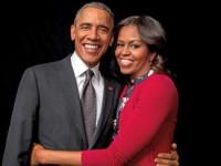 Супруги Обама сплясали на Хеллоуин (ВИДЕО)