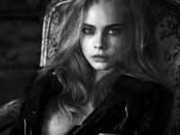Кара Делевинь продемонстрировала отсутствие комплексов на страницах Interview Magazine (11 ФОТО)