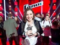 Победительницей пятого сезона шоу «Голос» стала Дарья Антонюк