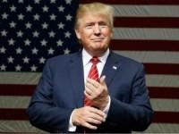 Дональд Трамп - сорок пятый президент США
