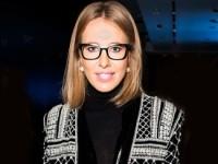 Ксения Собчак впервые публично отреагировала на слухи о своей беременности (ФОТО)