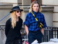 Сын Мадонны не будет с ней жить