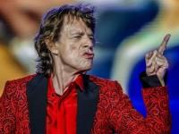 The Rolling Stones отменили выступление из-за болезни вокалиста