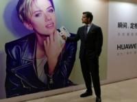 Скарлетт Йоханссон и Генри Кавилл - новые лица Huawei (ВИДЕО)