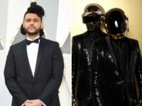 The Weeknd и Daft Punk записали заглавный сингл к новому альбому (ФОТО)