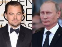 Леонардо Ди Каприо может сыграть Путина
