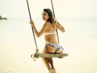 Светлана Лобода отдыхает на Сейшелах в соблазнительных бикини с черепахами (ФОТО)