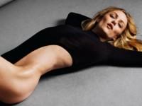 Ванесса Паради снялась полностью голой для журнала Vogue (10 ФОТО)