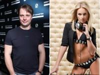 Александр Носик бросил жену ради экс-солистки группы «Тутси»