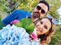 Глафира Тарханова вновь стала мамой