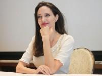 Джоли пришла на премьеру фильма без бюстгальтера (ФОТО)