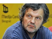 Эмир Кустурица попал в ДТП