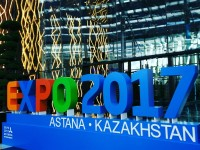 Астана через 30 лет и ЭКСПО-2017 «Энергия будущего» (ФОТО и ВИДЕО)