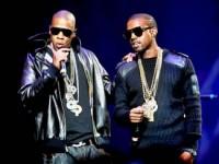 Jay-Z и Канье Уэст работают над совместным альбомом