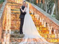 Кейт Аптон опубликовала свадебные фотографии (ФОТО)