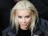 Ким Кардашян перекрасилась в блонд (ФОТО и ВИДЕО)