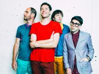 OK Go: 500 принтеров вместо фона (ВИДЕО)