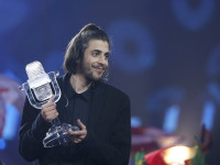 Победителем «Евровидения-2017» стал Сальвадор Собрал (ВИДЕО)