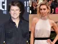 У Тома Круза новый роман с молодой актрисой?