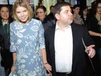 Виктория Галушка и Александр Цекало стали родителями в третий раз (ФОТО)