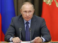 Путин объявил о выдвижении в президенты России