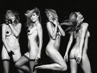 Хайди Клум выпустила альбом в стиле ню (ФОТО)