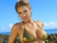 Кейт Аптон сверкнула роскошными формами на страницах Sports Illustrated (ФОТО и ВИДЕО)