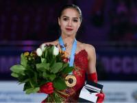 Алина Загитова установила мировой рекорд