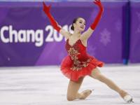 Алина Загитова установила очередной рекорд