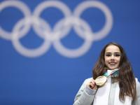 Загитова обогнала Медведеву на чемпионате России