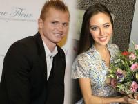Тарасов и Костенко обвенчались (ФОТО)