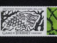 Великобритания выпустила марки с героями «Игры престолов» (ФОТО)