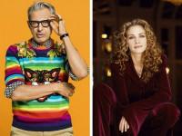 Голдблюм и Робертс - самые стильные актеры по версии InStyle