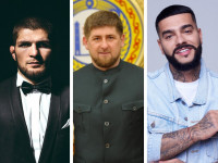 Кадыров - сила: глава Чечни помирил Нурмагомедова и Тимати (ФОТО)