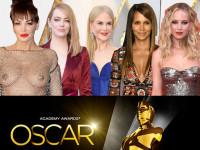 «Оскар-2018»: топ-20 женских нарядов