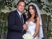 Квентин Тарантино впервые сыграл свадьбу